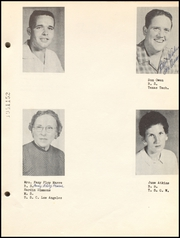 Page 15, 1958 Edition, Megargel High School - Mustang Yearbook (Megargel, TX) online yearbook collection