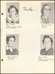 Page 17, 1958 Edition, Megargel High School - Mustang Yearbook (Megargel, TX) online yearbook collection