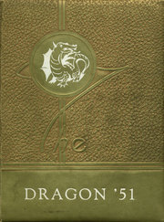 1951 Edition, Iredell High School - Dragon Yearbook (Iredell, TX)