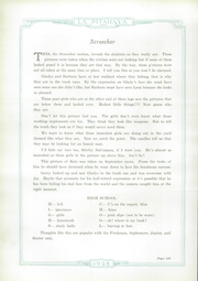 Page 156, 1928 Edition, Laredo High School - La Pitahaya Yearbook (Laredo, TX) online yearbook collection