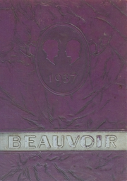 1937 Edition, Jefferson Davis High School - Beauvoir Yearbook (Houston, TX)