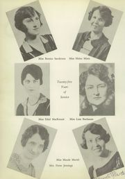 Page 12, 1951 Edition, Jefferson Davis High School - Beauvoir Yearbook (Houston, TX) online yearbook collection