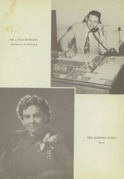 Page 17, 1951 Edition, Jefferson Davis High School - Beauvoir Yearbook (Houston, TX) online yearbook collection