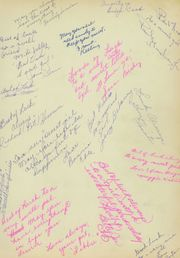 Page 3, 1951 Edition, Jefferson Davis High School - Beauvoir Yearbook (Houston, TX) online yearbook collection