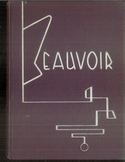 Page 1, 1954 Edition, Jefferson Davis High School - Beauvoir Yearbook (Houston, TX) online yearbook collection