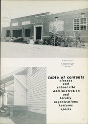Page 13, 1954 Edition, Jefferson Davis High School - Beauvoir Yearbook (Houston, TX) online yearbook collection