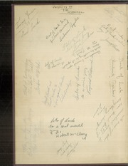 Page 2, 1954 Edition, Jefferson Davis High School - Beauvoir Yearbook (Houston, TX) online yearbook collection