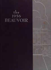 1956 Edition, Jefferson Davis High School - Beauvoir Yearbook (Houston, TX)