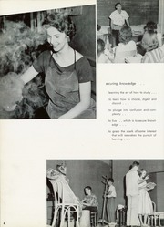 Page 10, 1959 Edition, Jefferson Davis High School - Beauvoir Yearbook (Houston, TX) online yearbook collection