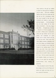 Page 7, 1959 Edition, Jefferson Davis High School - Beauvoir Yearbook (Houston, TX) online yearbook collection