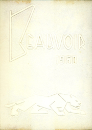 1960 Edition, Jefferson Davis High School - Beauvoir Yearbook (Houston, TX)