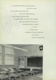 Page 10, 1960 Edition, Jefferson Davis High School - Beauvoir Yearbook (Houston, TX) online yearbook collection