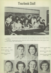 Page 10, 1950 Edition, Quitaque High School - Panthers Den Yearbook (Quitaque, TX) online yearbook collection