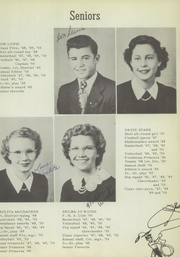 Page 11, 1950 Edition, Quitaque High School - Panthers Den Yearbook (Quitaque, TX) online yearbook collection