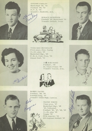 Page 12, 1950 Edition, Quitaque High School - Panthers Den Yearbook (Quitaque, TX) online yearbook collection