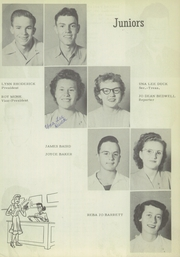 Page 13, 1950 Edition, Quitaque High School - Panthers Den Yearbook (Quitaque, TX) online yearbook collection