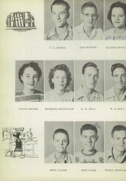 Page 14, 1950 Edition, Quitaque High School - Panthers Den Yearbook (Quitaque, TX) online yearbook collection