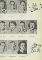 Page 15, 1950 Edition, Quitaque High School - Panthers Den Yearbook (Quitaque, TX) online yearbook collection