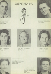 Page 9, 1950 Edition, Quitaque High School - Panthers Den Yearbook (Quitaque, TX) online yearbook collection