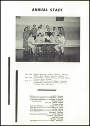 Page 11, 1960 Edition, Quitaque High School - Panthers Den Yearbook (Quitaque, TX) online yearbook collection
