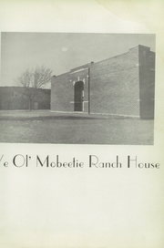 Page 15, 1952 Edition, Mobeetie High School - Hornets Nest Yearbook (Mobeetie, TX) online yearbook collection