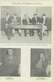 Page 17, 1952 Edition, Mobeetie High School - Hornets Nest Yearbook (Mobeetie, TX) online yearbook collection