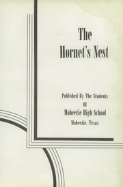 Page 9, 1952 Edition, Mobeetie High School - Hornets Nest Yearbook (Mobeetie, TX) online yearbook collection