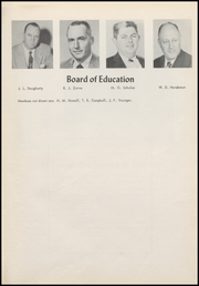 Page 13, 1956 Edition, Carver High School - Hornet Yearbook (Midland, TX) online yearbook collection