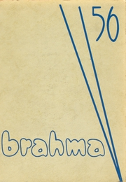 1956 Edition, North East High School - Brahma Yearbook (San Antonio, TX)