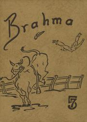 Page 1, 1957 Edition, North East High School - Brahma Yearbook (San Antonio, TX) online yearbook collection