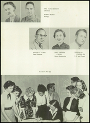 Page 16, 1957 Edition, North East High School - Brahma Yearbook (San Antonio, TX) online yearbook collection