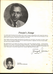 Page 10, 1961 Edition, Burnett High School - Tiger Yearbook (Terrell, TX) online yearbook collection