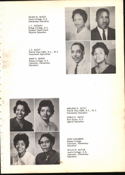 Page 13, 1961 Edition, Burnett High School - Tiger Yearbook (Terrell, TX) online yearbook collection