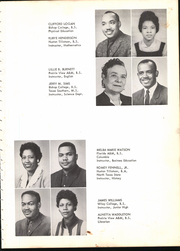 Page 15, 1961 Edition, Burnett High School - Tiger Yearbook (Terrell, TX) online yearbook collection