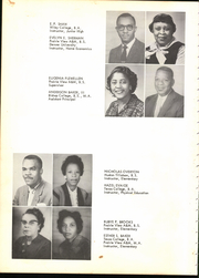 Page 16, 1961 Edition, Burnett High School - Tiger Yearbook (Terrell, TX) online yearbook collection