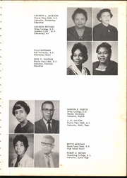 Page 17, 1961 Edition, Burnett High School - Tiger Yearbook (Terrell, TX) online yearbook collection