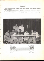 Page 9, 1961 Edition, Burnett High School - Tiger Yearbook (Terrell, TX) online yearbook collection