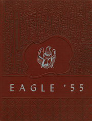 Page 1, 1955 Edition, Lohn High School - Eagle Yearbook (Lohn, TX) online yearbook collection