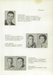 Page 13, 1955 Edition, Lohn High School - Eagle Yearbook (Lohn, TX) online yearbook collection