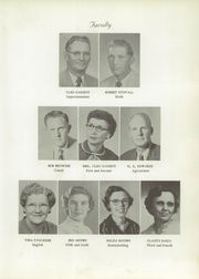 Page 9, 1955 Edition, Lohn High School - Eagle Yearbook (Lohn, TX) online yearbook collection