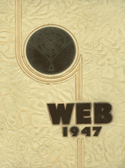 Page 1, 1947 Edition, Webster High School - Web Yearbook (Webster, TX) online yearbook collection