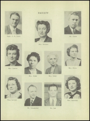 Page 15, 1947 Edition, Webster High School - Web Yearbook (Webster, TX) online yearbook collection