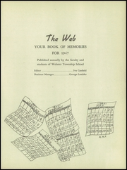 Page 7, 1947 Edition, Webster High School - Web Yearbook (Webster, TX) online yearbook collection