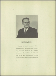 Page 9, 1947 Edition, Webster High School - Web Yearbook (Webster, TX) online yearbook collection