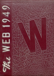 Page 1, 1949 Edition, Webster High School - Web Yearbook (Webster, TX) online yearbook collection