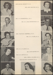 Page 11, 1949 Edition, Webster High School - Web Yearbook (Webster, TX) online yearbook collection