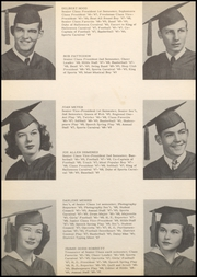 Page 14, 1949 Edition, Webster High School - Web Yearbook (Webster, TX) online yearbook collection