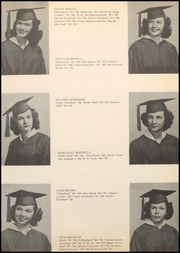 Page 15, 1949 Edition, Webster High School - Web Yearbook (Webster, TX) online yearbook collection