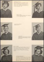 Page 16, 1949 Edition, Webster High School - Web Yearbook (Webster, TX) online yearbook collection