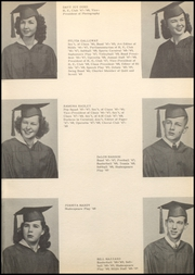 Page 17, 1949 Edition, Webster High School - Web Yearbook (Webster, TX) online yearbook collection